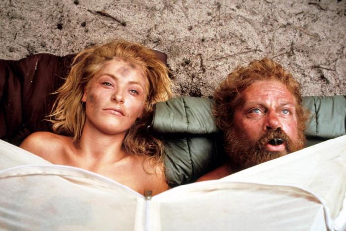Кадр из к/ф «Отверженный» (1986).   Фото: cineplex.media.baselineresearch.com.