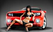 'Большие гонки' - Гонки на крутых авто, власть, слава и красотки!