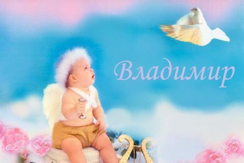 Всё о мужском имени Владимир